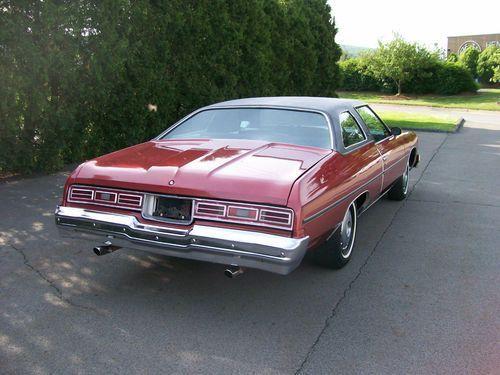 Buy Used 1976 Chevrolet Impala Custom Coupe In Carbondale Pennsylvania United States Chevy Impala Impala Chevrolet
