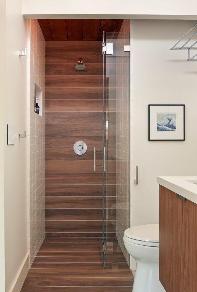 Pin de Lisa D Studio en MCM Bathrooms | Pinterest