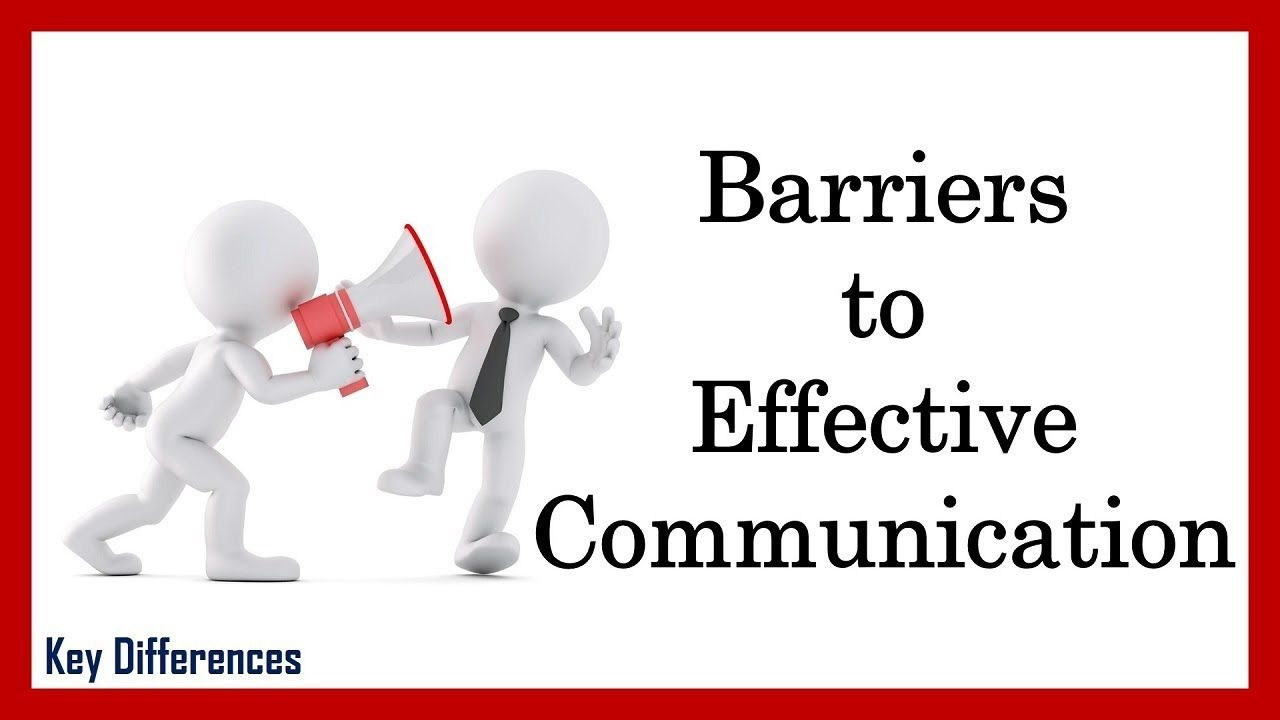 Barriers And Ways To Overcome It In 2020 Effective Communication Report Writing Skills Communication Skills Training