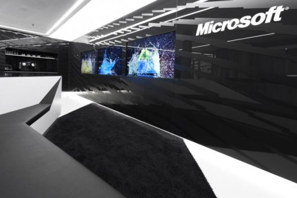 The Microsoft office building from Switzerland | Microsoft office ...