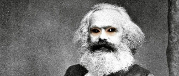 The Sinister Dr Marx How Marxist Consumerism Has Wrecked