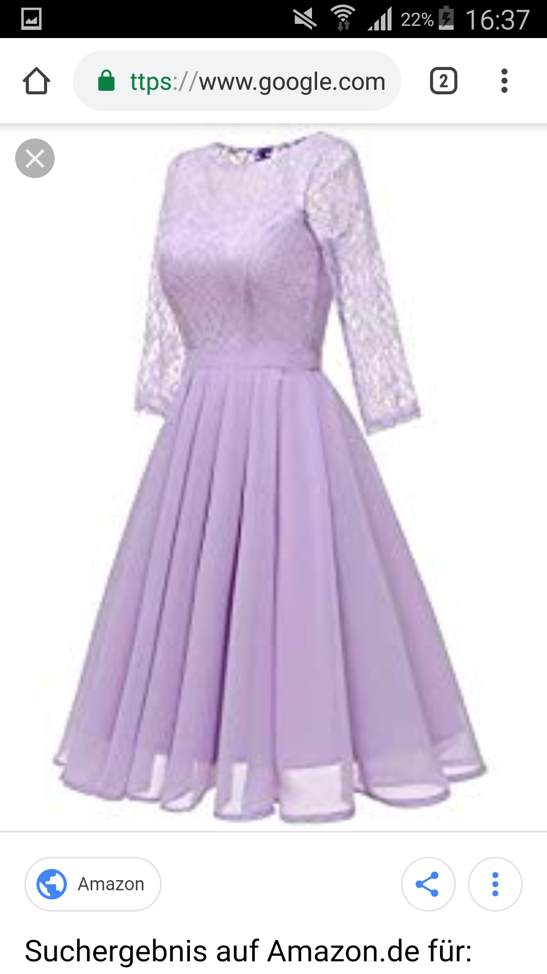 Kleid lila  Kleider, Lila