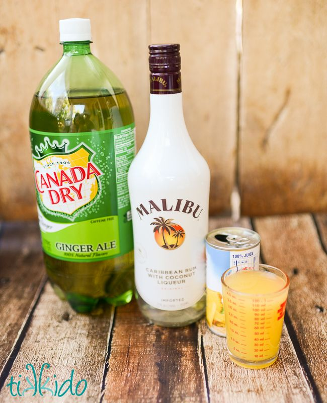 Good Mixed Drinks With Malibu Black