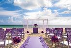 Call Enchanted Honeymoons today to help you plan your destination wedding at an all-inclusive Palace Resort in Mexico or the Dominican Republic... 402-390-9291... (Lavender Luxe Theme)