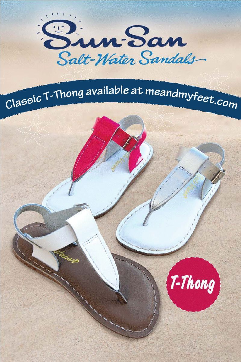 Pin on T-Thong Saltwater Sandals
