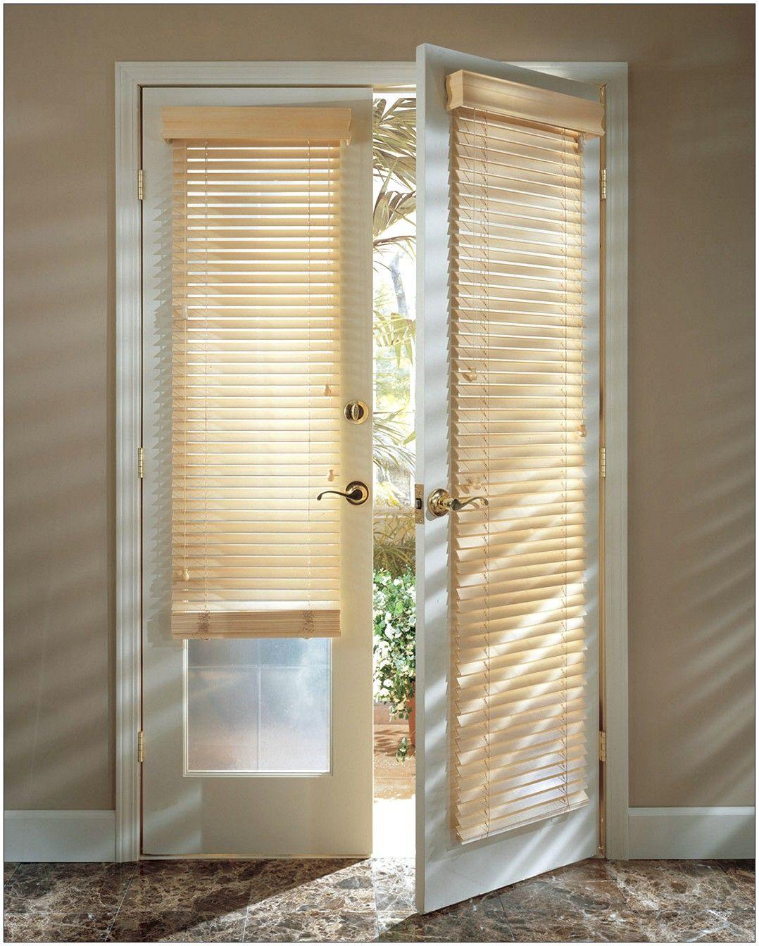 General French Door Blinds Photo Resourcedir Home
