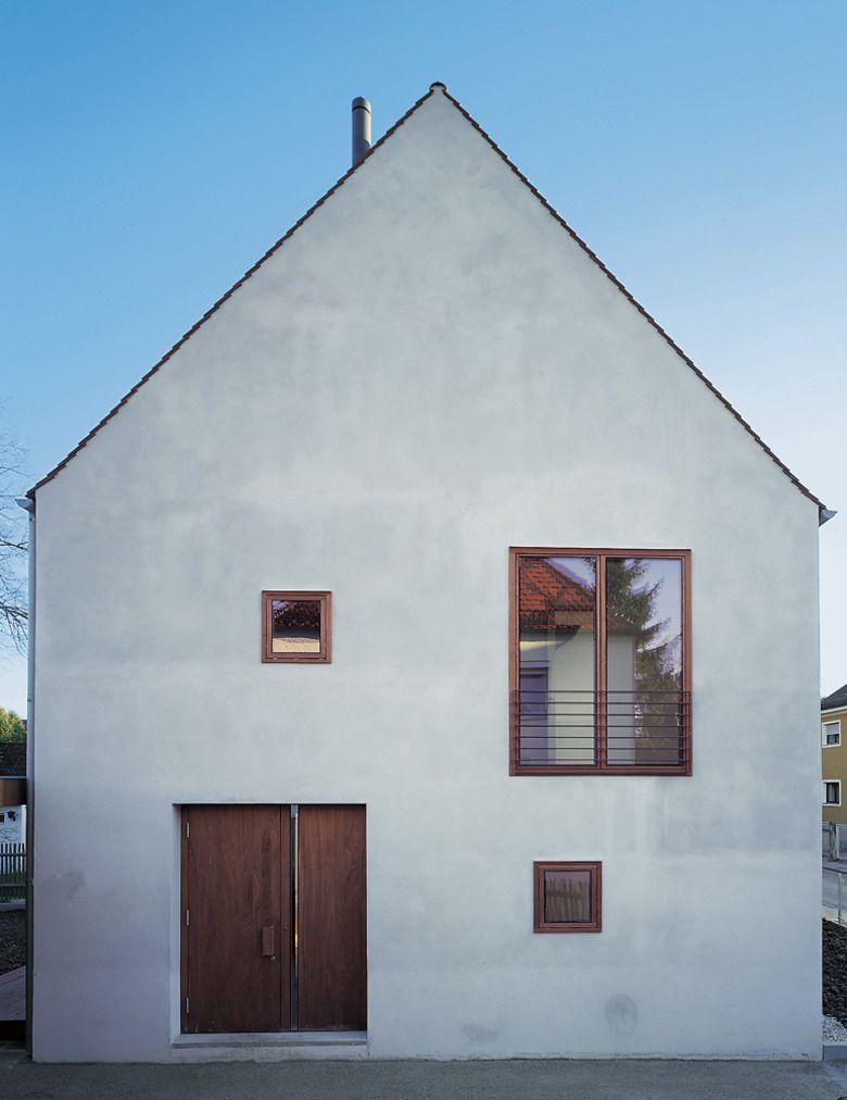 Meck Architekten Family House Munich 2001 Via Photos