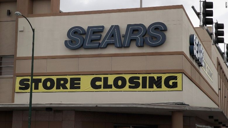Sears Canada closing all of its stores Walmart, Smart