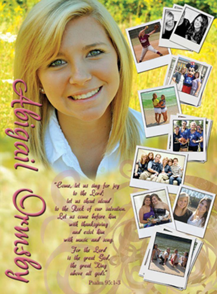 Portfolio - Yearbook Ad | Senior yearbook ideas, Yearbook ...