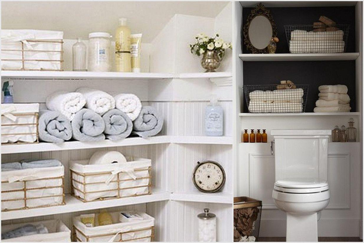 20+ Bathroom Cabinet organization Ideas - Best Paint for Interior ...
