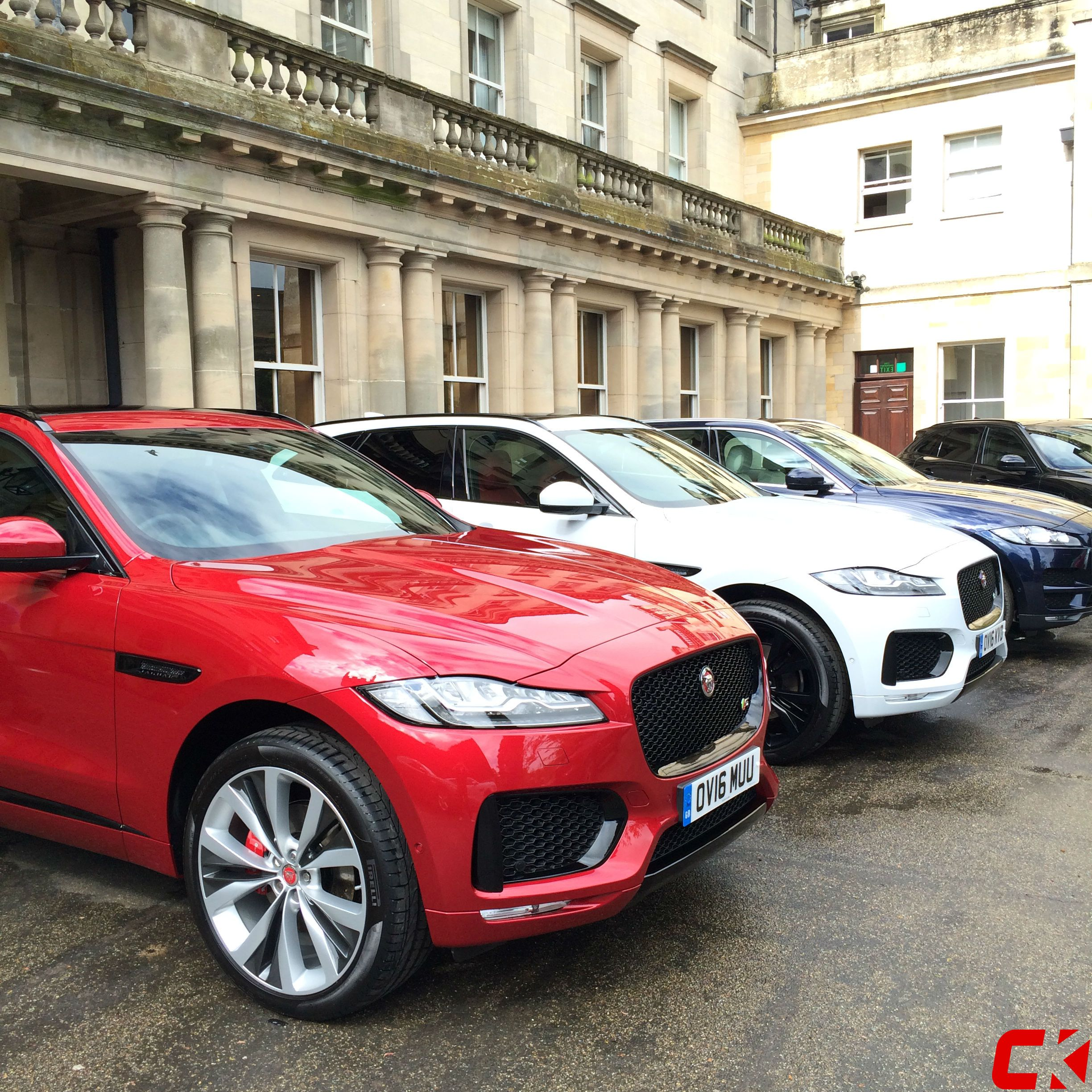 a auto road electric all jaguar model for suv rover plans new line has land international show called york