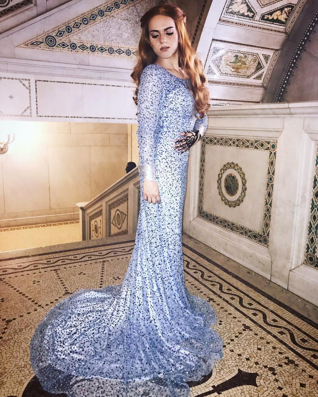 Feyre Archeron S Starfall Dress With Images Book Dress