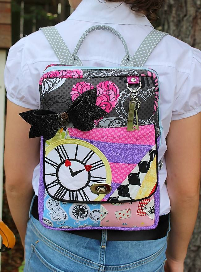 OliBeli Collection Backpack & Daypack Pattern