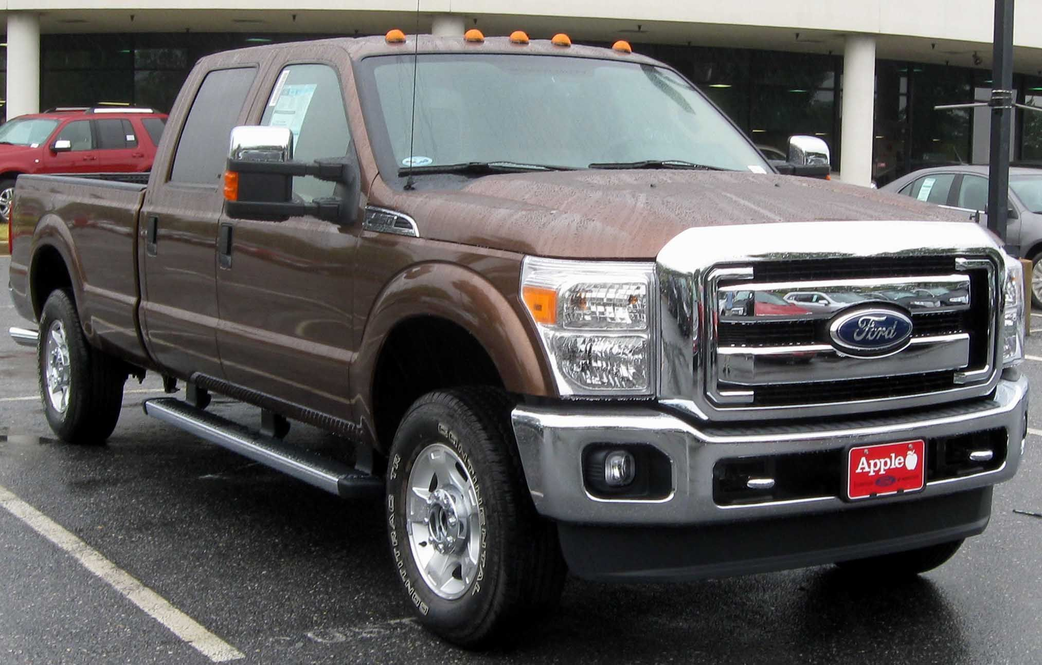 Ford F250 4x4 Crew Cab Long Bed Ford super duty, F250