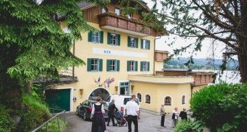 Hochzeitslocation in Österreich - Das Traunsee