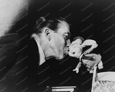 Ed Sullivan & Italian Mouse Topo Gigio