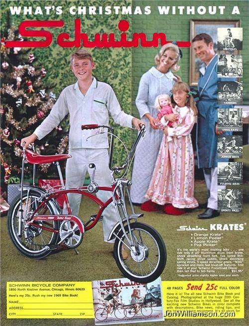What's Christmas without a Schwinn?