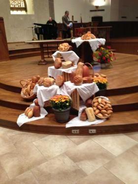 Churches To Observe World Communion Sunday Church Altar