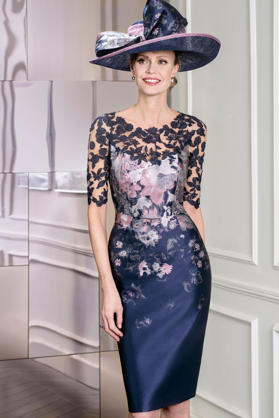whether you're looking for a demure wedding day outfit or