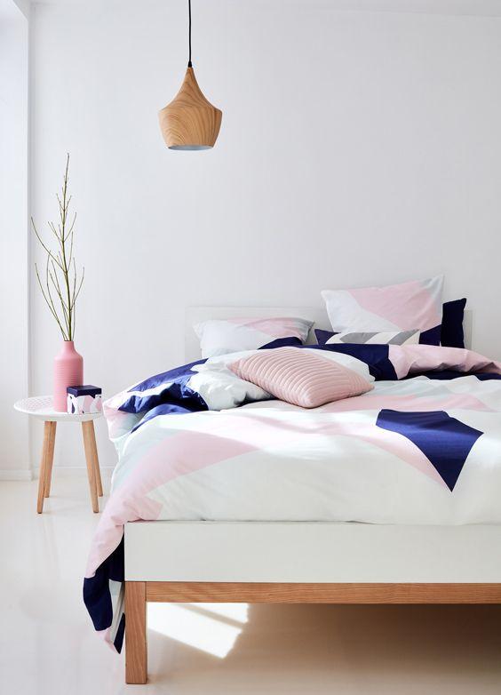un design g om trique et nergique d co d coration decoration int rieur maison parure. Black Bedroom Furniture Sets. Home Design Ideas