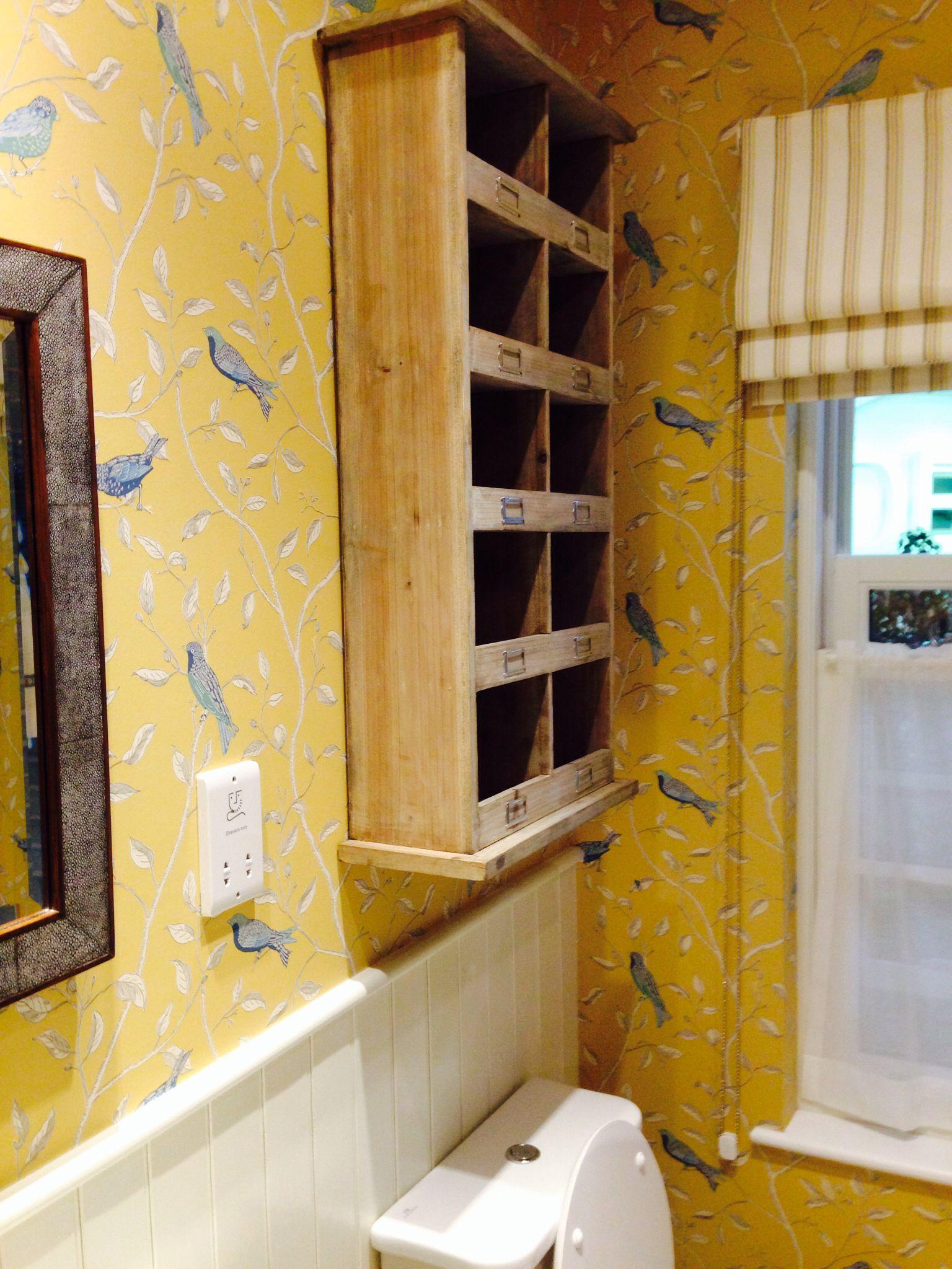 Bathroom shelving idea | The House | Pinterest | Shelving ideas and ...
