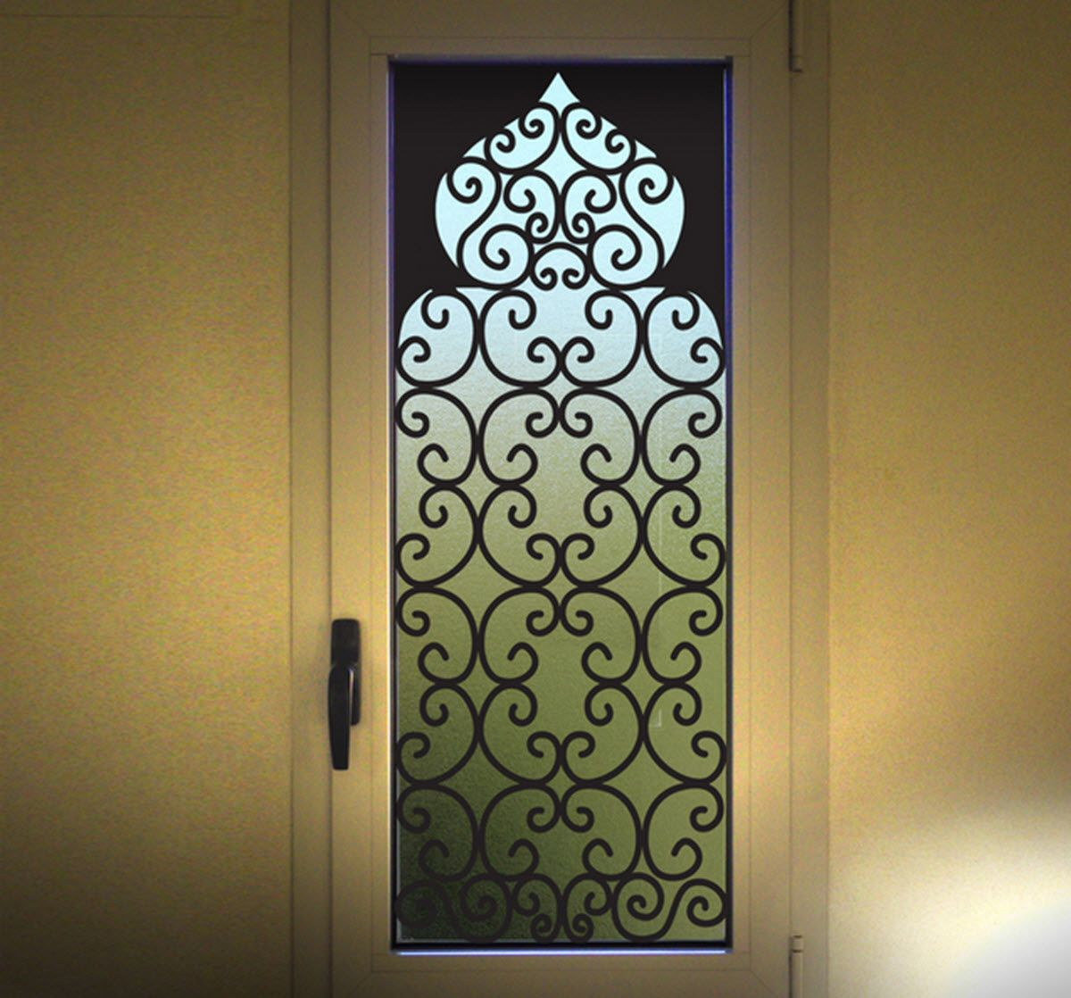 vinilos decorativos para cristales | puertas magicas estilo ...