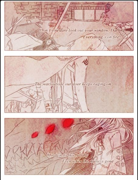 Fire Emblem: Awakening Comic - Just Close Your Eyes, You'll be Alright - Part 4