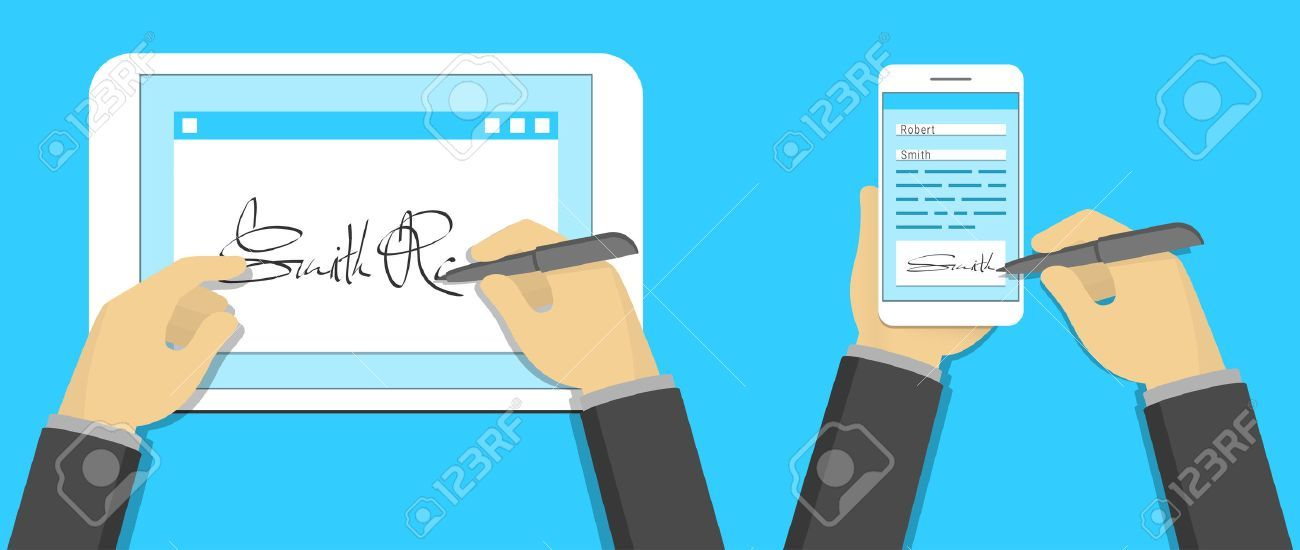 How To Make Digital Signature Complete Guide With Images