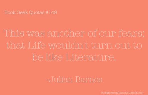 Julian Barnes The Sense Of An Ending Quotes Literature Quotes