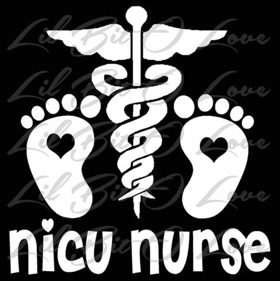 pin by kporte2009 on cricut nicu nurse symbol nurse decals Nurse Manager Resume Sample nicu ob nursing nursing career nurse vinyl decals nurse symbol healthcare careers