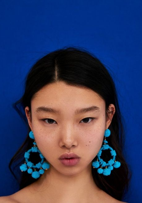 5f730605e Pin by chloe avolon on Street Styles | Portrait inspiration, Fashion face,  Art reference