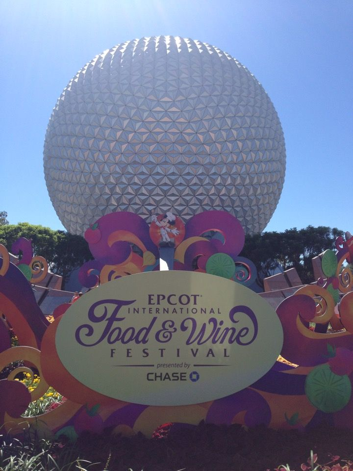 Epcot International Food & Wine Festival Presented by Chase® in Lake Buena Vista, FL