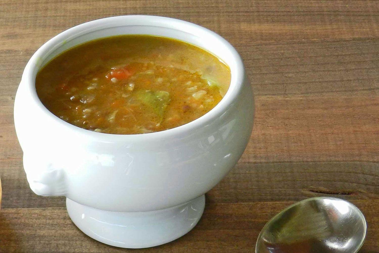 Sopa De Verduras Thermomix Deliciosi Com Receta Sopa De Verduras Sopas Thermomix Verduras