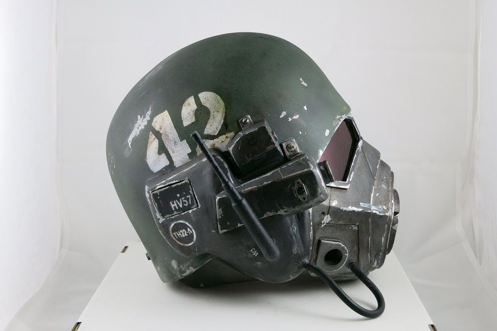 Ncr Veteran Ranger Mask Helmet Fallout Games Fallout Cosplay