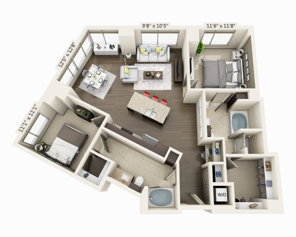 Replace Right Side With Study And One Car Garage Sims House Design Architectural Floor Plans House Floor Plans