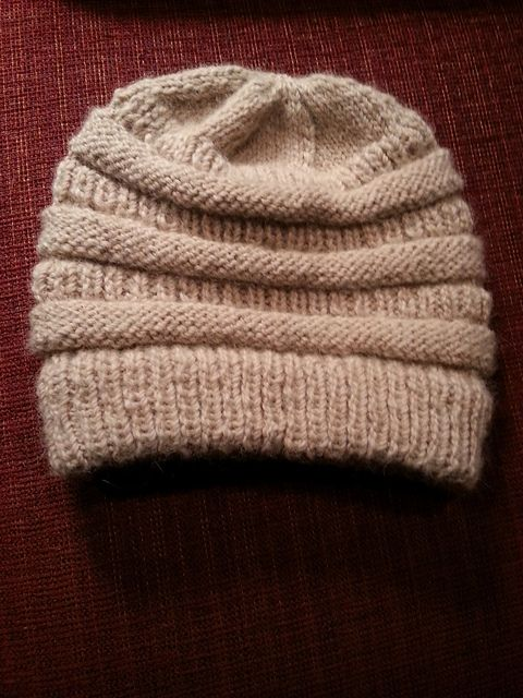 Ravelry: How I knit the CC Beanie pattern by Oregon Ladybug ...