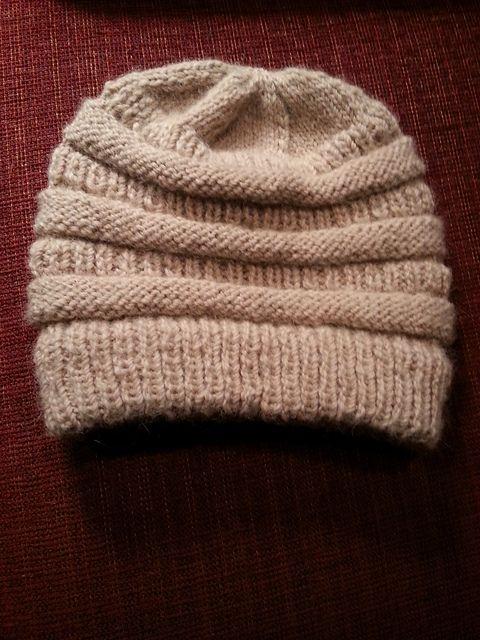 Ravelry  How I knit the CC Beanie pattern by Oregon Ladybug  e97a9df0c87