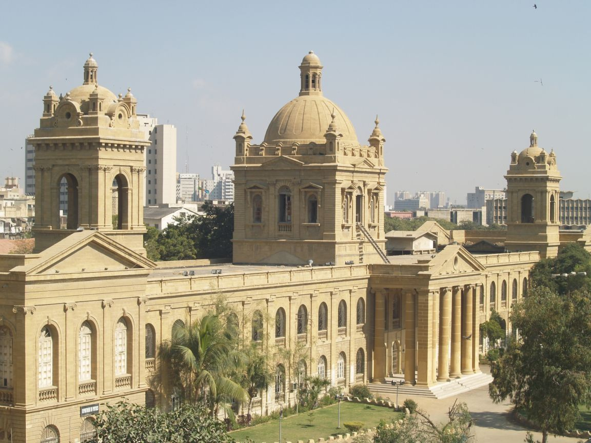 D J Science College, Karachi, Pakistan Places around the