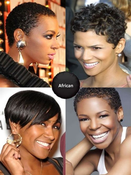 Superb 1000 Images About Top 99 Short Hairstyles For African American Hairstyle Inspiration Daily Dogsangcom