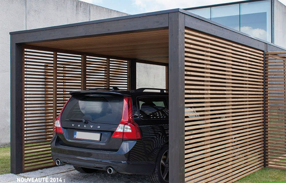 Abri carport thermochauffé Modu park gazebo in 2018 Pinterest