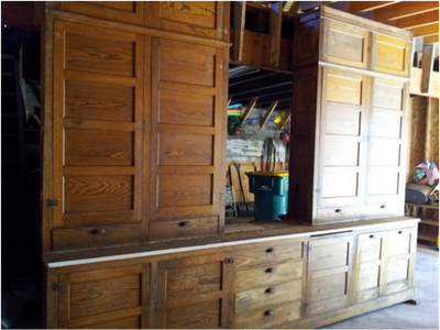 The Mystery House Kitchen Cabinets For Sale Vintage Kitchen