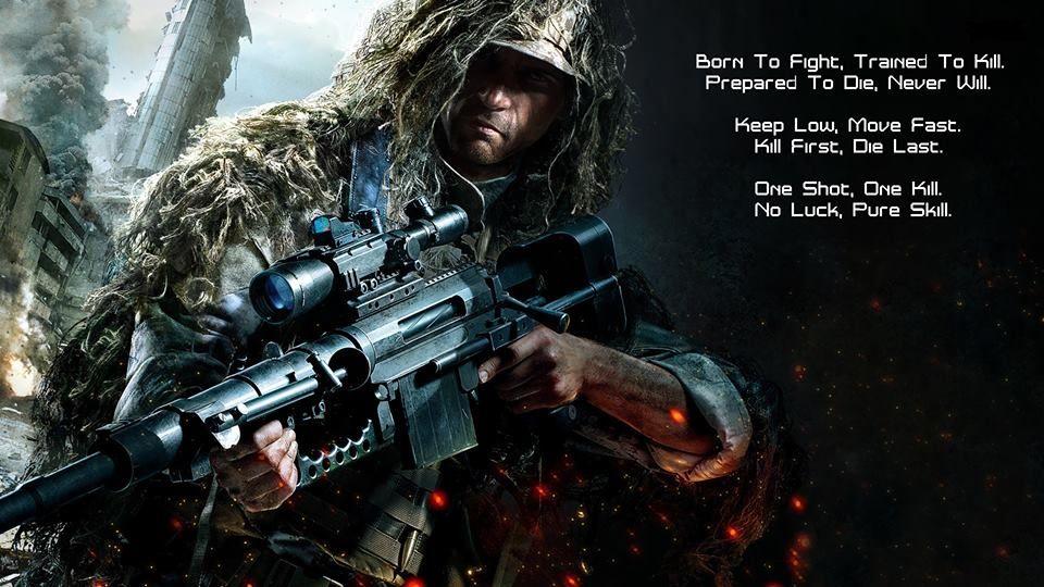 35 Stunning U.s. Army Sniper Creed Wallpaper - 7te.org
