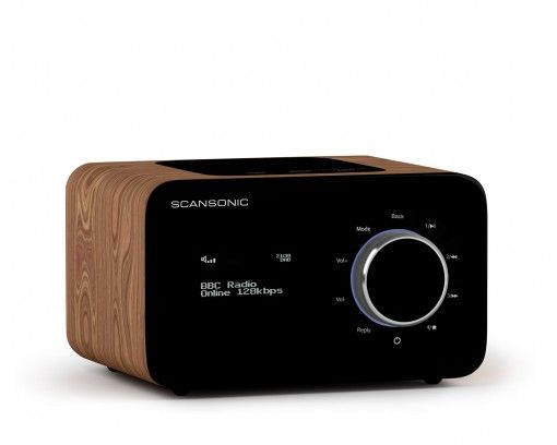 Scansonic R4 Internetradio | Digital Radios DAB+ | Pinterest ...