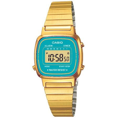 Retro Classic Digital Women's Watch