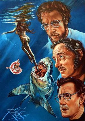 240 Ideas De Las Jaws Tiburones Fiesta De Tiburón Tiburon Blanco