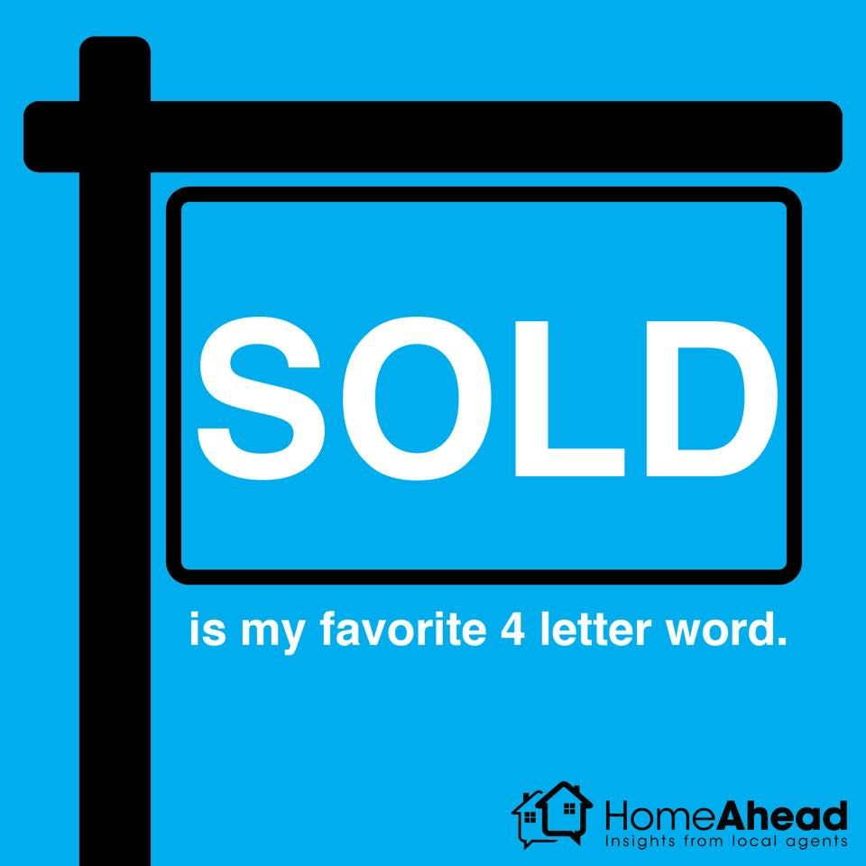 The Best Word In Real Estate Let S Make More Sold Happen Http