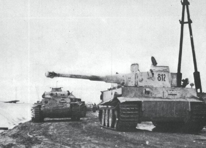Panzerkampfwagen VI Ausführung E - Tiger tank