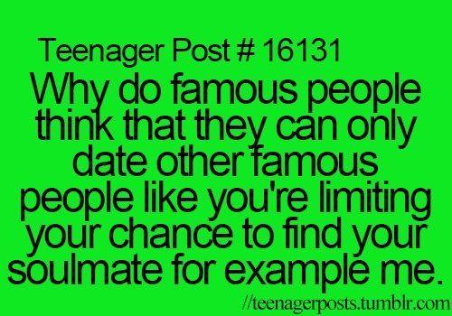 find a teenage date