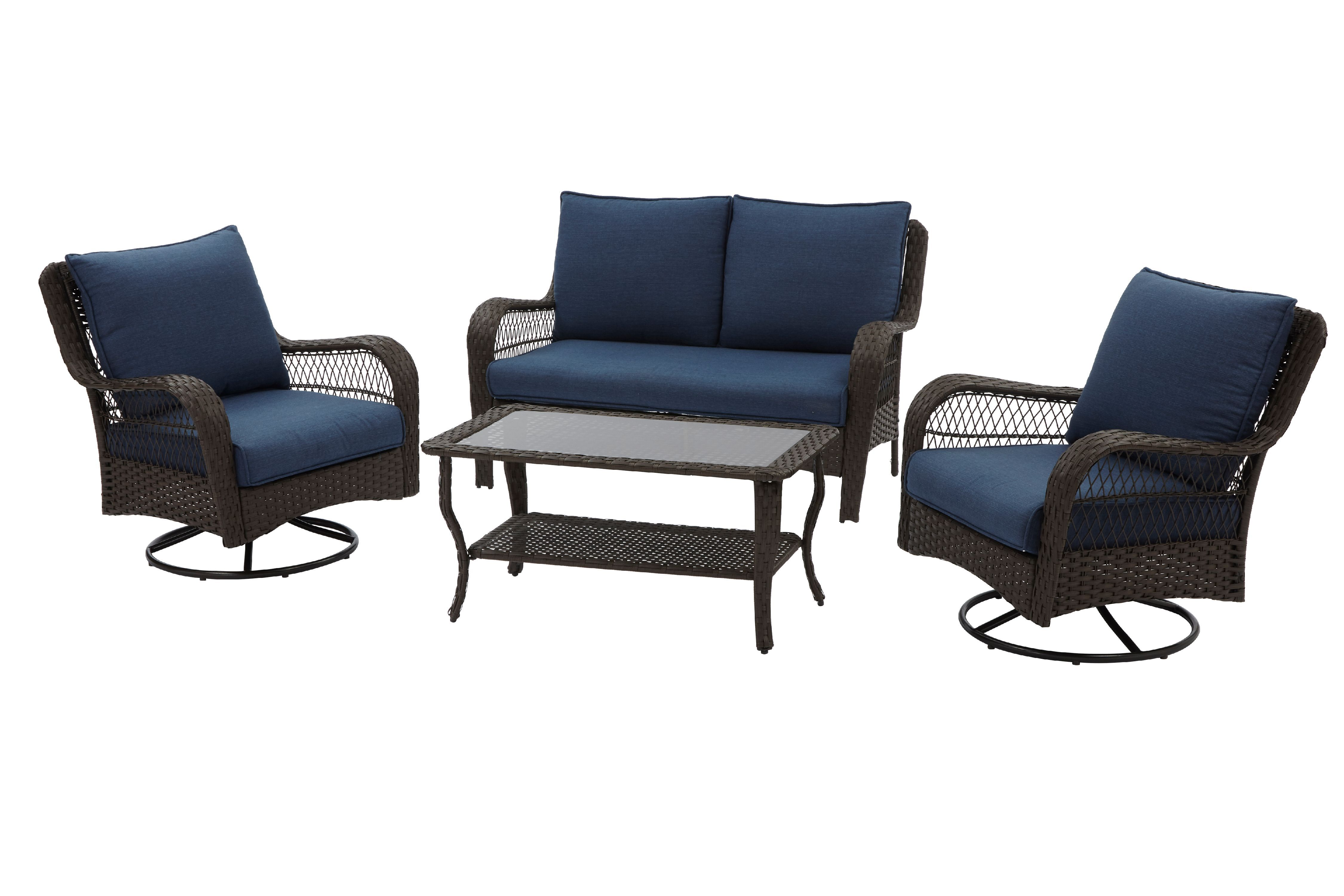 Better Homes And Gardens Swivel Patio Chairs