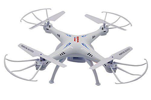 Blomiky Syma X5sw Wifi Fpv Realtime 24g Quadcopter Hd Cam White